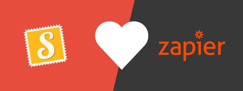 Stannp Loves Zapier