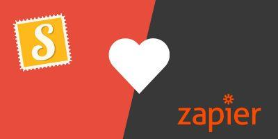 Guide: Use Zapier triggers to send letters