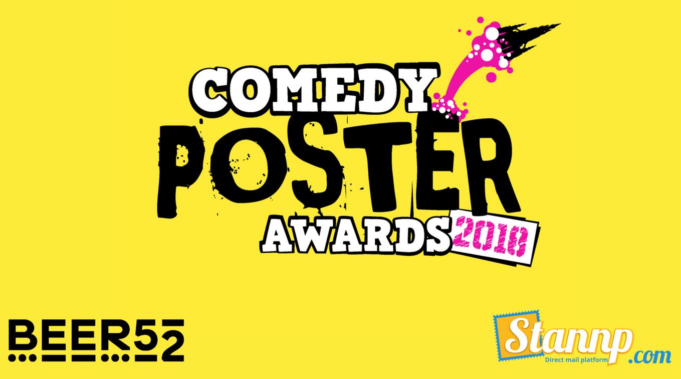 comedy awards logo